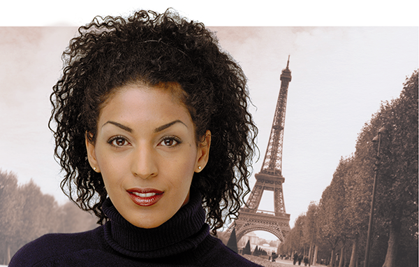 Ursaline with Eiffel web