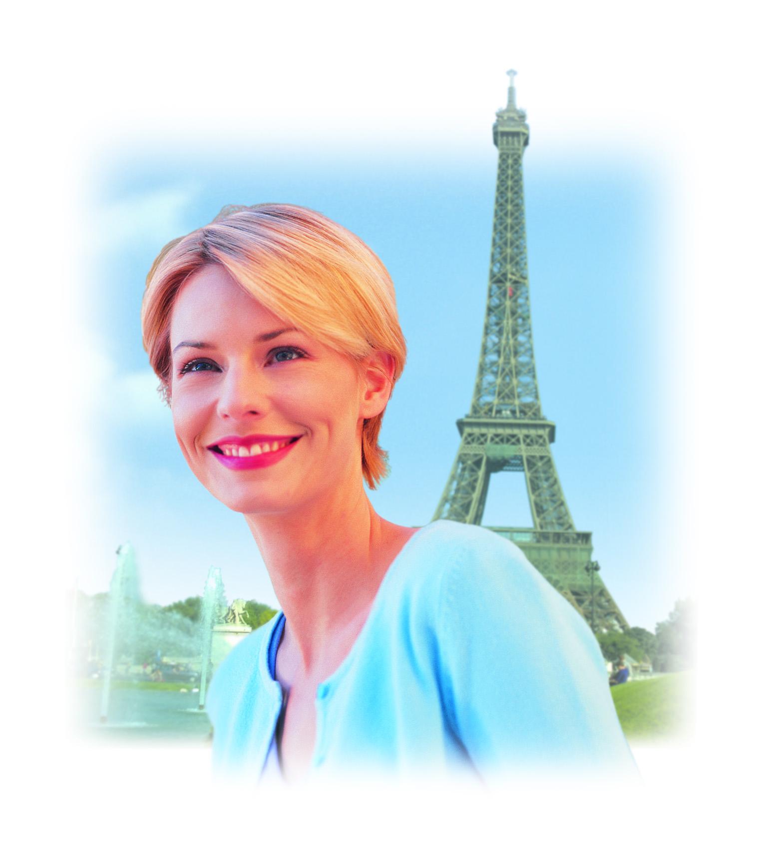 Lori in Paris web